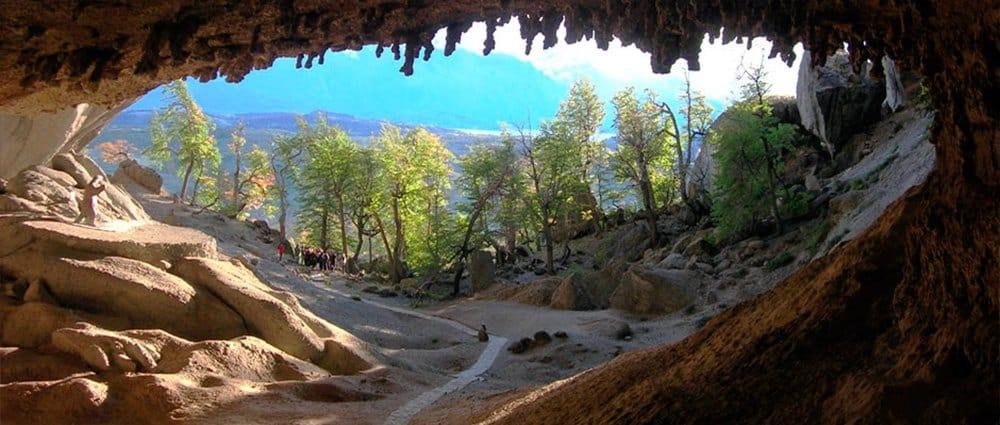 Cueva del Milodon Interior Todo Patagonia