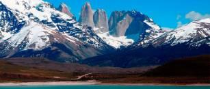 Tour a Torres del Paine - Laguna Amarga
