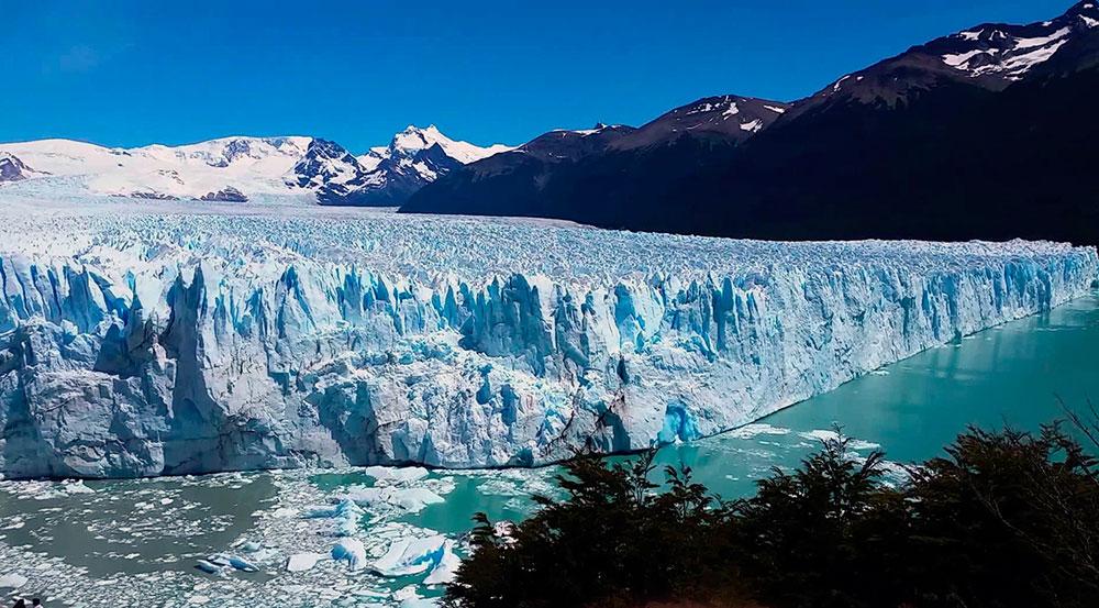 Tour Glaciar Perito Moreno pasarelas