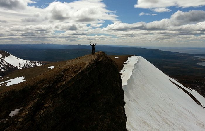 Excursion monte tarn