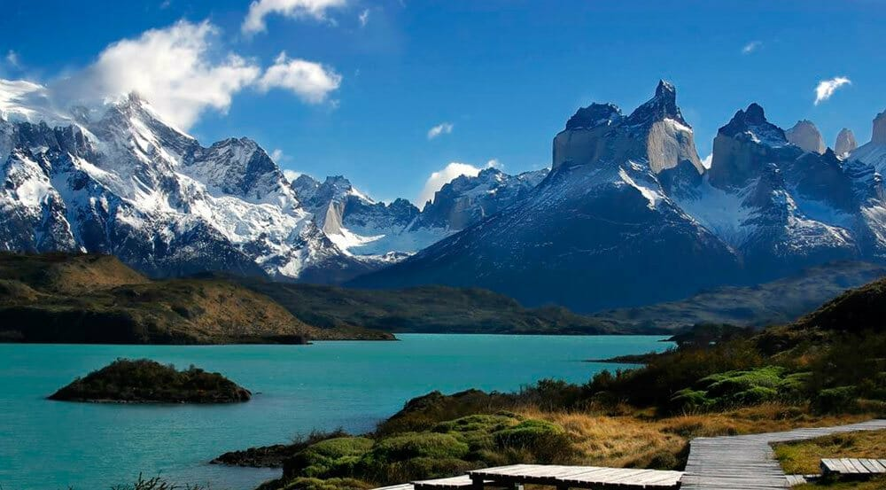 Day trip Torres del Paine from Punta Arenas