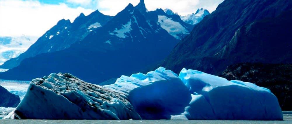 Glaciar Grey vista 2