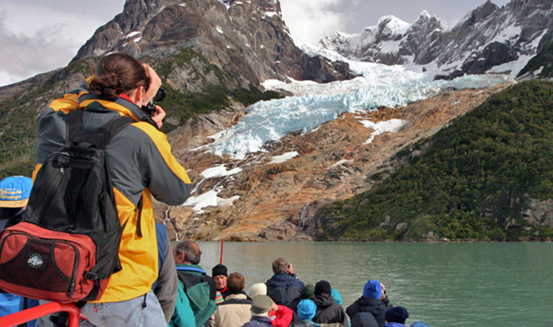 Tour Glaciar Balmaceda Serrano imagen fotografo