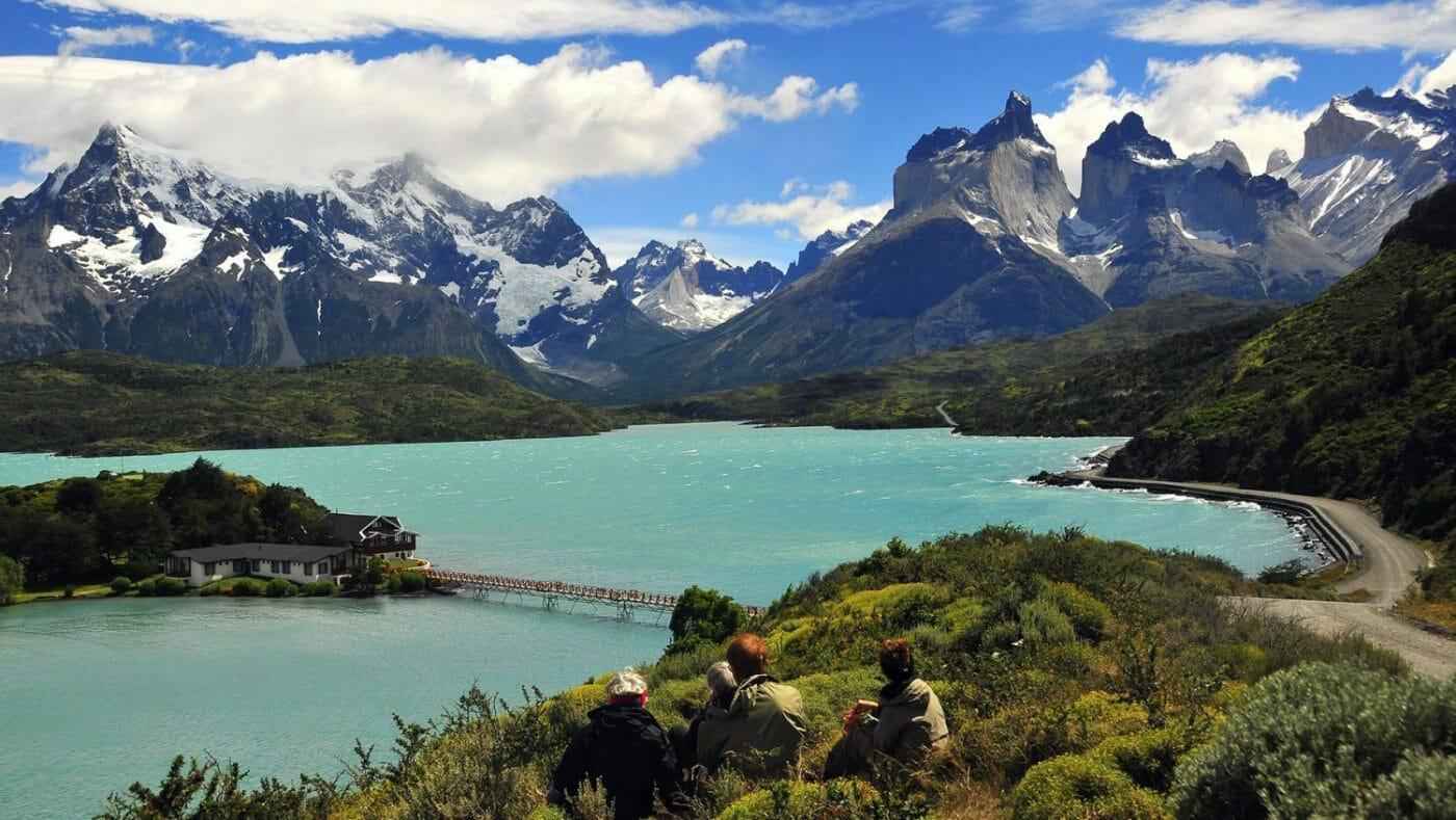 Circuito W Torres Del Paine Mapa : Días para visitar torres del paine